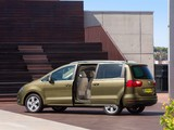 Pictures of Seat Alhambra UK-spec 2010