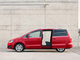 Pictures of Seat Alhambra 2010