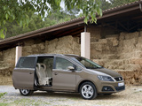 Pictures of Seat Alhambra 4 2011