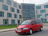 Seat Alhambra 2000–10 photos