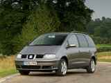 Seat Alhambra UK-spec 2000–10 pictures