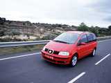Seat Alhambra 2000–10 pictures