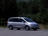 Seat Alhambra 2000–10 wallpapers