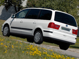 Seat Alhambra Ecomotive 2008–10 wallpapers