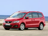 Seat Alhambra 2010 images