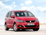 Seat Alhambra UK-spec 2010 images