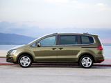 Seat Alhambra 2010 photos