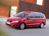 Seat Alhambra 2010 pictures