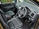 Seat Alhambra UK-spec 2010 wallpapers