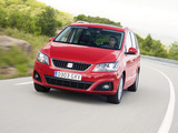 Seat Alhambra 2010 wallpapers