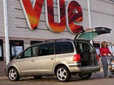 Seat Alhambra UK-spec 2000–10 wallpapers