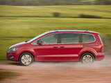 Seat Alhambra 4 2011 wallpapers