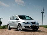 Images of Seat Altea Ecomotive UK-spec 2009