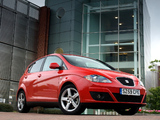 Seat Altea UK-spec 2009 photos