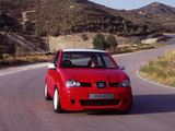 Pictures of Seat Arosa Racer Concept (6HS) 2001