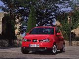 Seat Arosa (6HS) 2000–04 photos