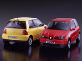 Seat Arosa (6HS) 2000–04 pictures