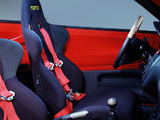 Seat Arosa Racer Concept (6HS) 2001 images