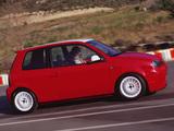 Seat Arosa Racer Concept (6HS) 2001 photos