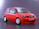 Seat Arosa Racer Concept (6HS) 2001 pictures