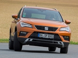 Seat Ateca 2016 photos