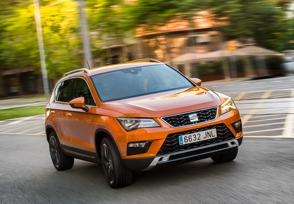 Seat Ateca Wallpapers