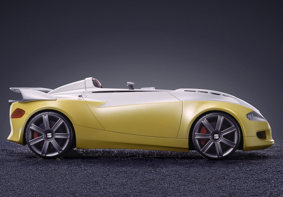 Photos Of Seat Tango Roadster Concept 2001