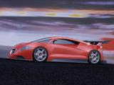 Seat Cupra GT Concept 2003 photos