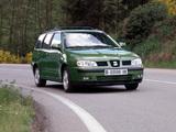 Photos of Seat Cordoba Vario 1999–2002