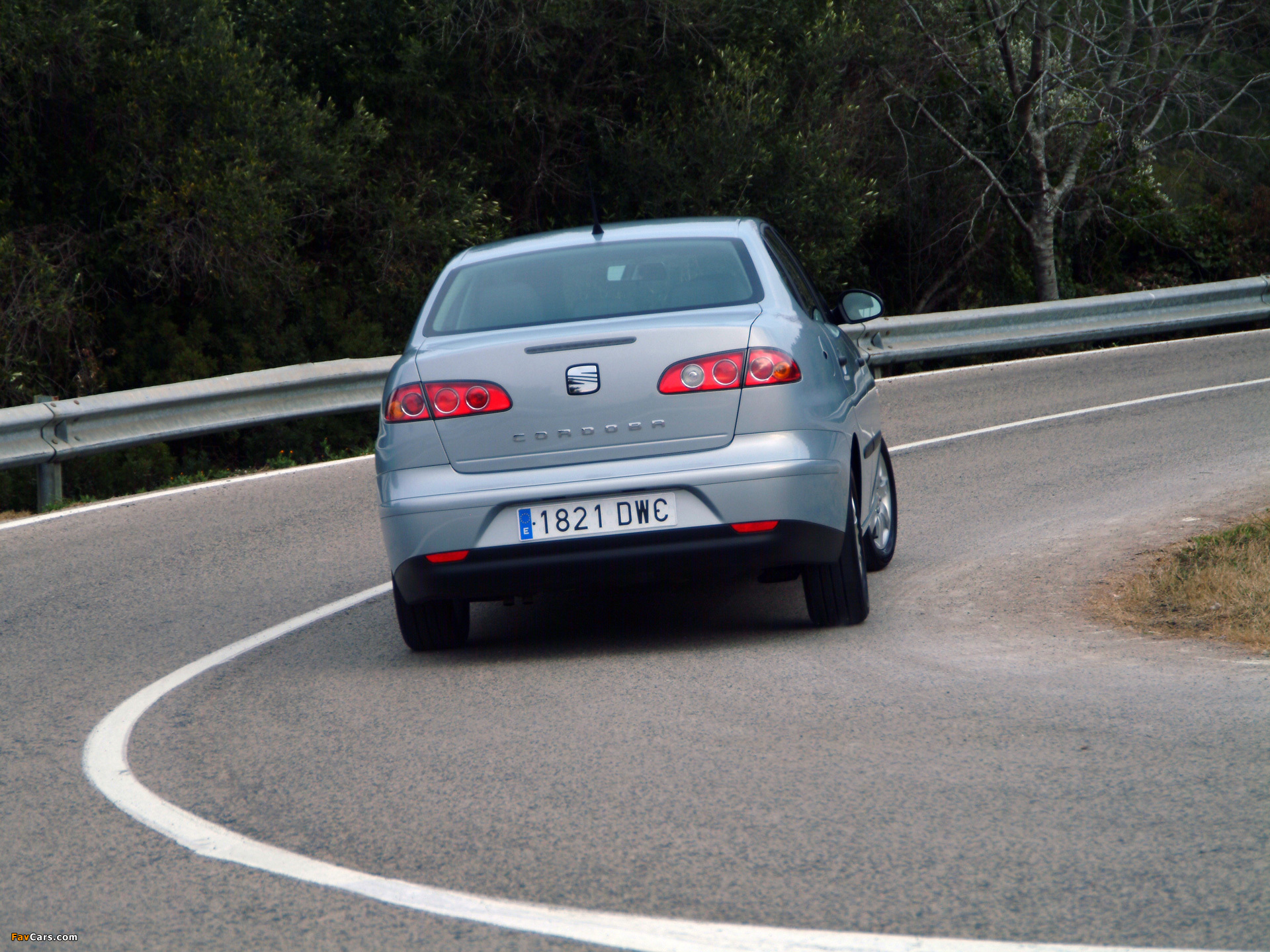 Pictures of Seat Cordoba 2006–09 (1920 x 1440)