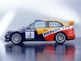 Seat Cordoba WRC 2000 wallpapers
