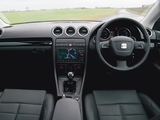 Images of Seat Exeo UK-spec 2011–13