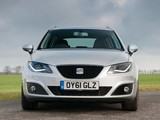 Seat Exeo ST UK-spec 2011–13 photos