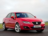 Seat Exeo UK-spec 2011–13 photos