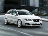 Seat Exeo ST 2011–13 wallpapers