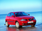 Images of Seat Ibiza 3-door 2002–06