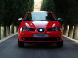 Images of Seat Ibiza FR 2006–07