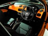 Images of Seat Ibiza SC UK-spec 2008–12