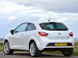 Images of Seat Ibiza SC FR UK-spec 2012