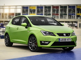 Images of Seat Ibiza FR 2012