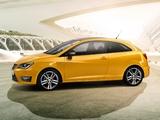 Images of Seat Ibiza Cupra Concept 2012