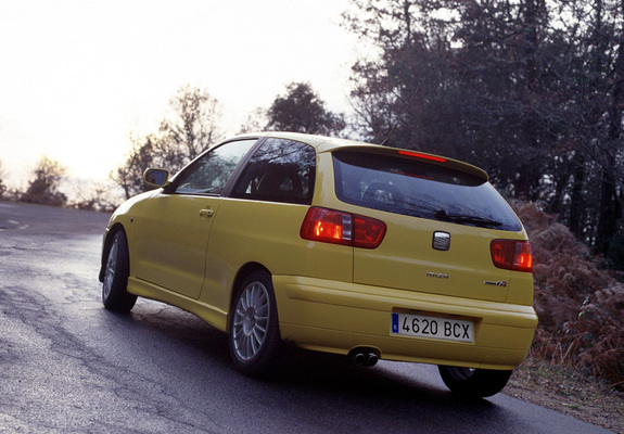 photos of seat ibiza cupra r 2001. Black Bedroom Furniture Sets. Home Design Ideas