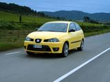 Photos of Seat Ibiza Cupra TDI 2004–08