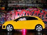 Photos of Seat Ibiza Cupra UK-spec 2009–12