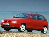 Pictures of Seat Ibiza GTi 16V Cupra UK-spec 1996–99
