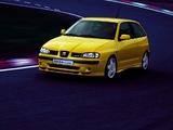 Pictures of Seat Ibiza Cupra 1999–2002
