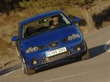 Pictures of Seat Ibiza 5-door 2006–08