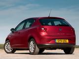 Pictures of Seat Ibiza Ecomotive UK-spec 2008–12