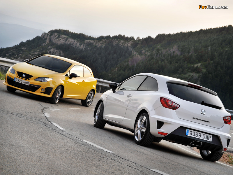 Pictures of Seat Ibiza (IV) 2008 (800 x 600)