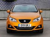 Pictures of Seat Ibiza SC Ecomotive UK-spec 2008–12